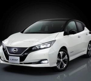 Eкстер'єр Nissan Leaf 2018 — фото 37