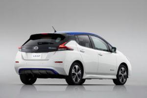 Eкстер'єр Nissan Leaf 2018 — фото 2