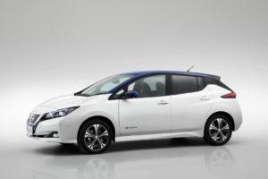 Eкстер'єр Nissan Leaf 2018 — фото 3