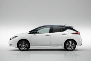 Eкстер'єр Nissan Leaf 2018 — фото 4