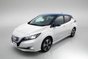 Eкстер'єр Nissan Leaf 2018 — фото 5