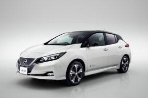 Eкстер'єр Nissan Leaf 2018 — фото 6