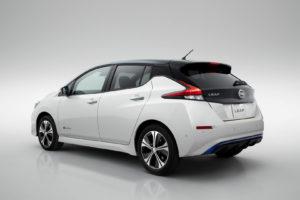 Eкстер'єр Nissan Leaf 2018 — фото 7