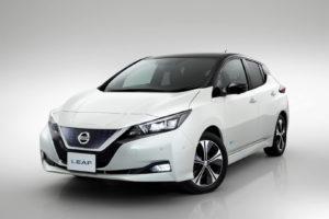 Eкстер'єр Nissan Leaf 2018 — фото 9