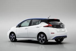 Eкстер'єр Nissan Leaf 2018 — фото 10