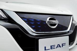 Eкстер'єр Nissan Leaf 2018 — фото 12