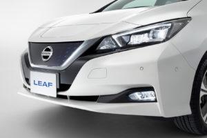 Eкстер'єр Nissan Leaf 2018 — фото 16
