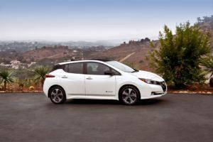 Eкстер'єр Nissan Leaf 2018 — фото 18