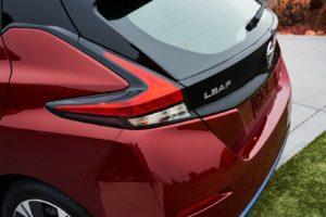 Eкстер'єр Nissan Leaf 2018 — фото 22