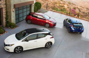 Eкстер'єр Nissan Leaf 2018 — фото 23