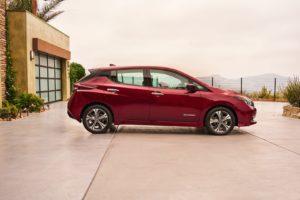 Eкстер'єр Nissan Leaf 2018 — фото 24
