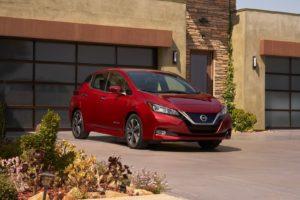 Eкстер'єр Nissan Leaf 2018 — фото 25
