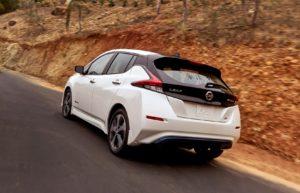 Eкстер'єр Nissan Leaf 2018 — фото 26