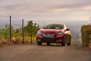 Eкстер'єр Nissan Leaf 2018 — фото 27