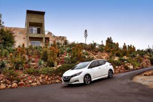 Eкстер'єр Nissan Leaf 2018 — фото 28