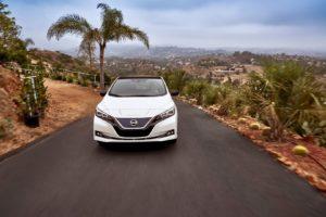 Eкстер'єр Nissan Leaf 2018 — фото 29