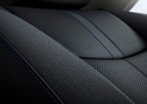 Інтер'єр Nissan Leaf 2018 — фото 21