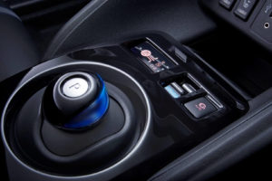 Інтер'єр Nissan Leaf 2018 — фото 22