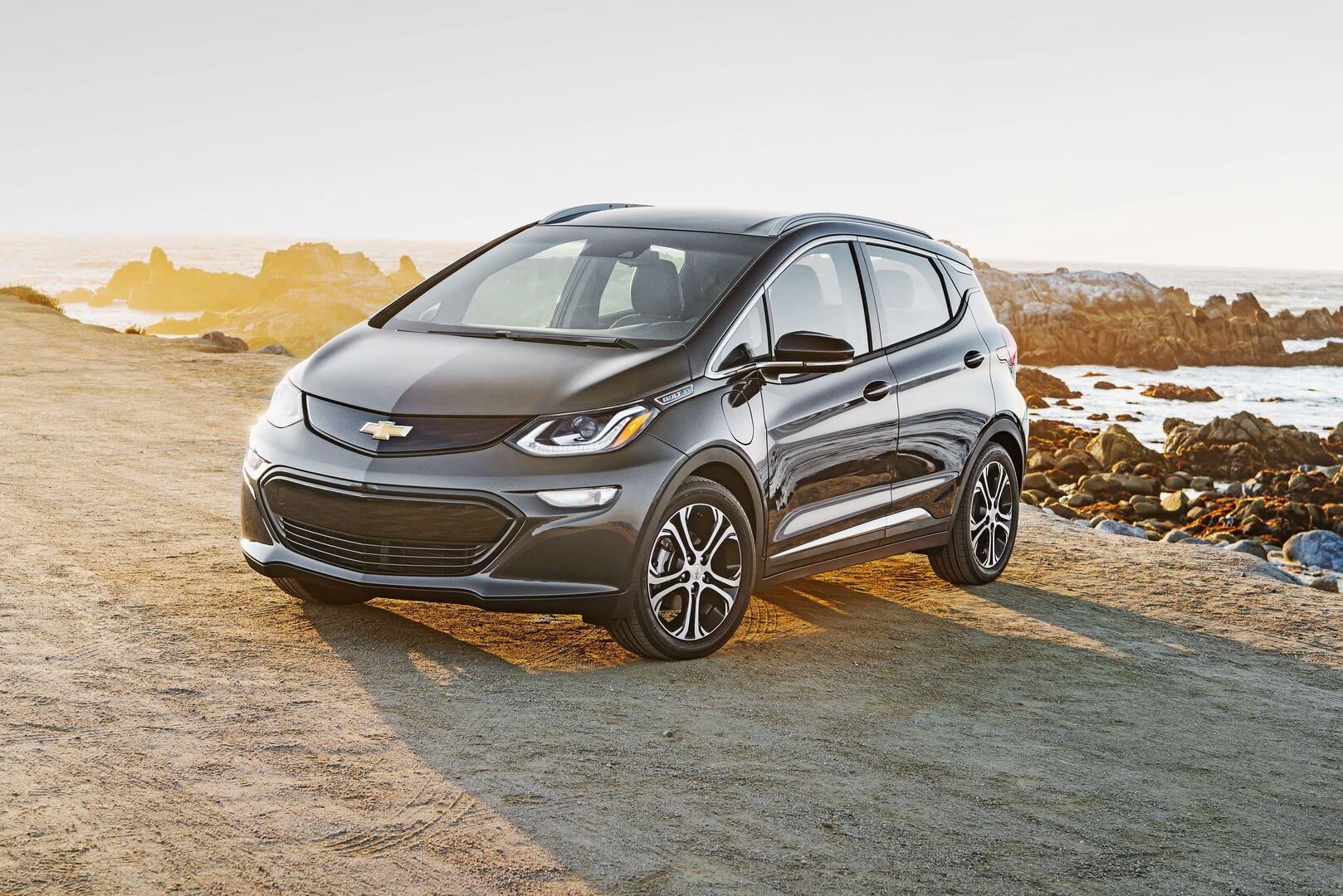 Єдиний чистий електромобіль компанії — Chevrolet Bolt EV