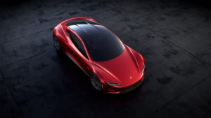 Електрокар Tesla Roaster 2 — фото 6