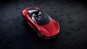 Електрокар Tesla Roaster 2 — фото 7