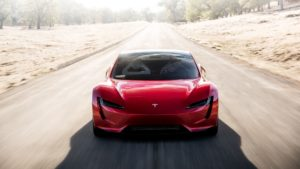 Електрокар Tesla Roaster 2 — фото 2