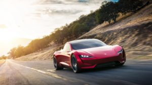 Електрокар Tesla Roaster 2 — фото 4