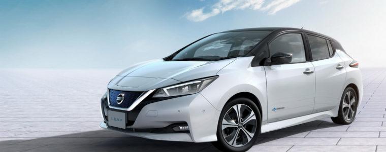 Eкстер'єр Nissan Leaf 2018 — фото 34