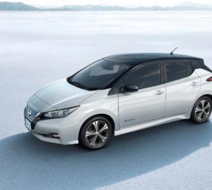 Eкстер'єр Nissan Leaf 2018 — фото 35