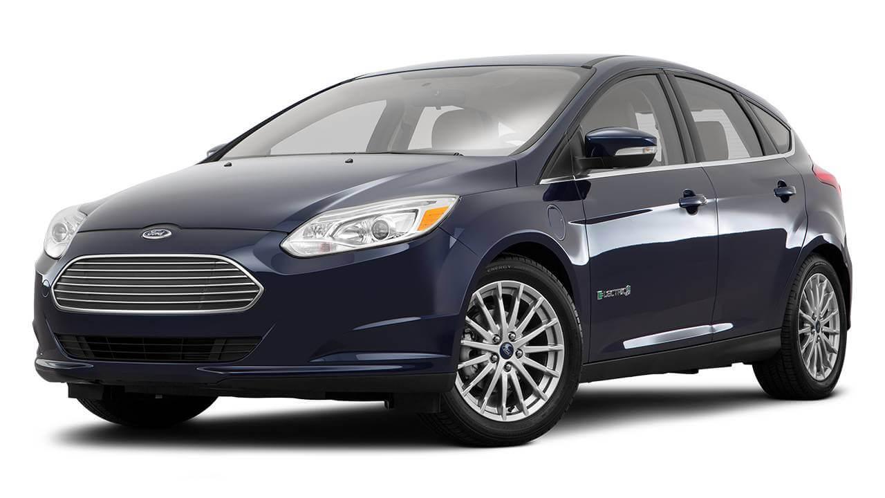 №4 — електромобіль Ford Focus Electric