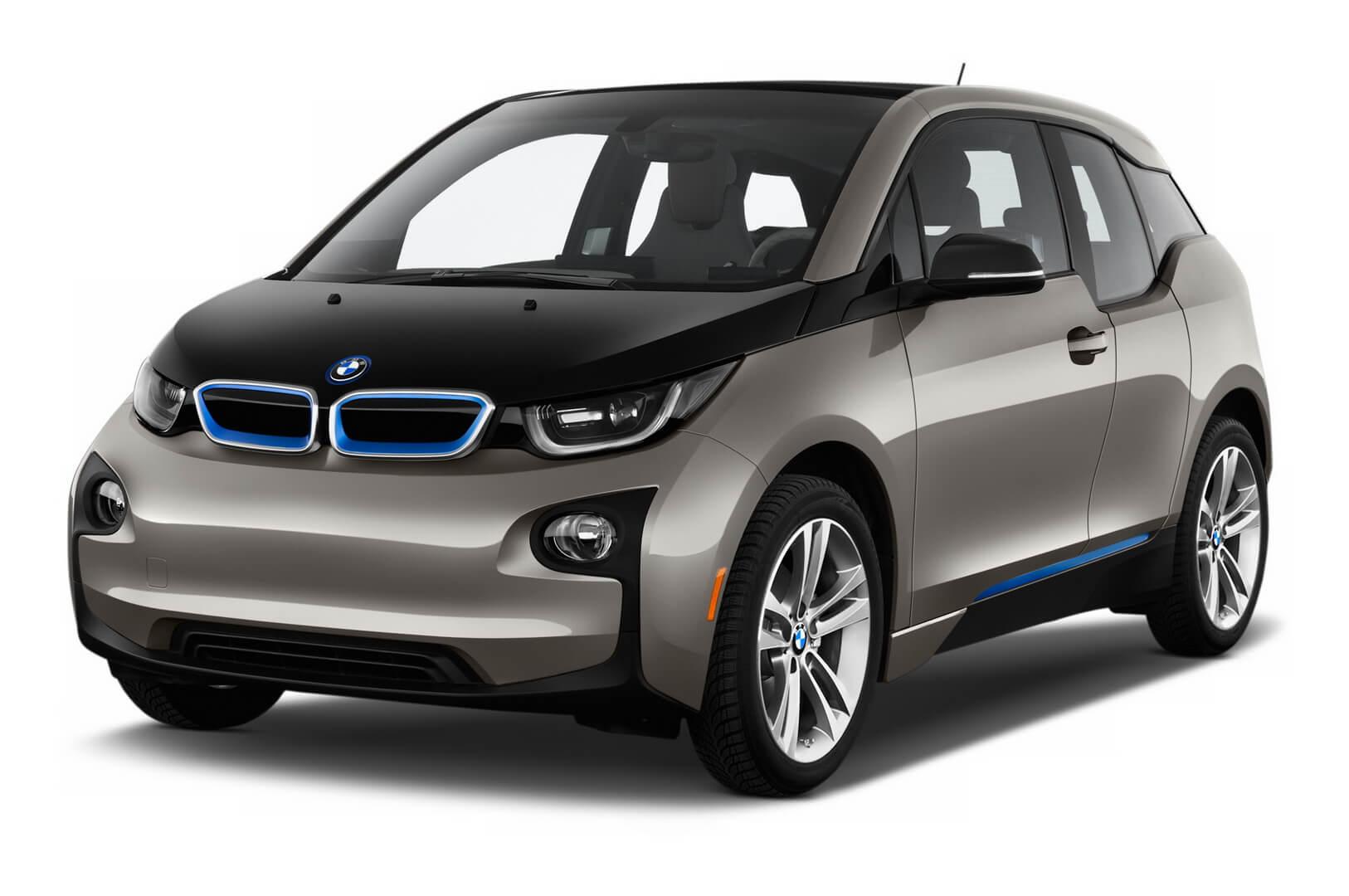№2 — електромобіль BMW i3