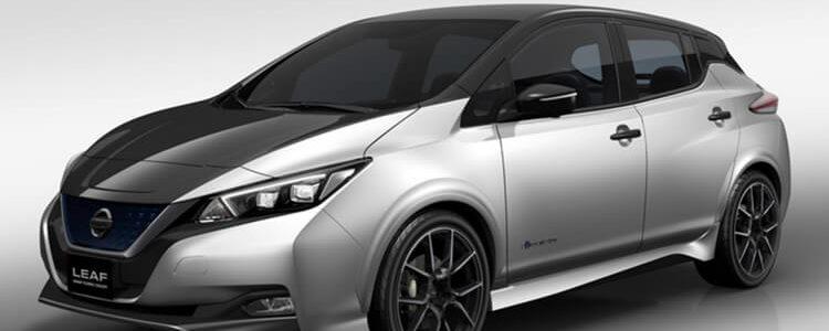 Nissan Leaf Grand Touring