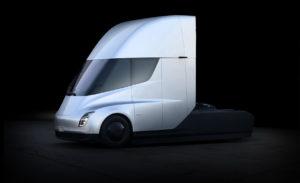 Електрична вантажівка Tesla Semi — фото 3