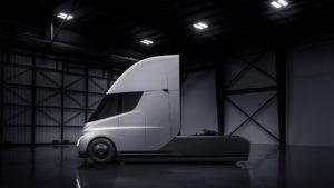 Електрична вантажівка Tesla Semi — фото 4