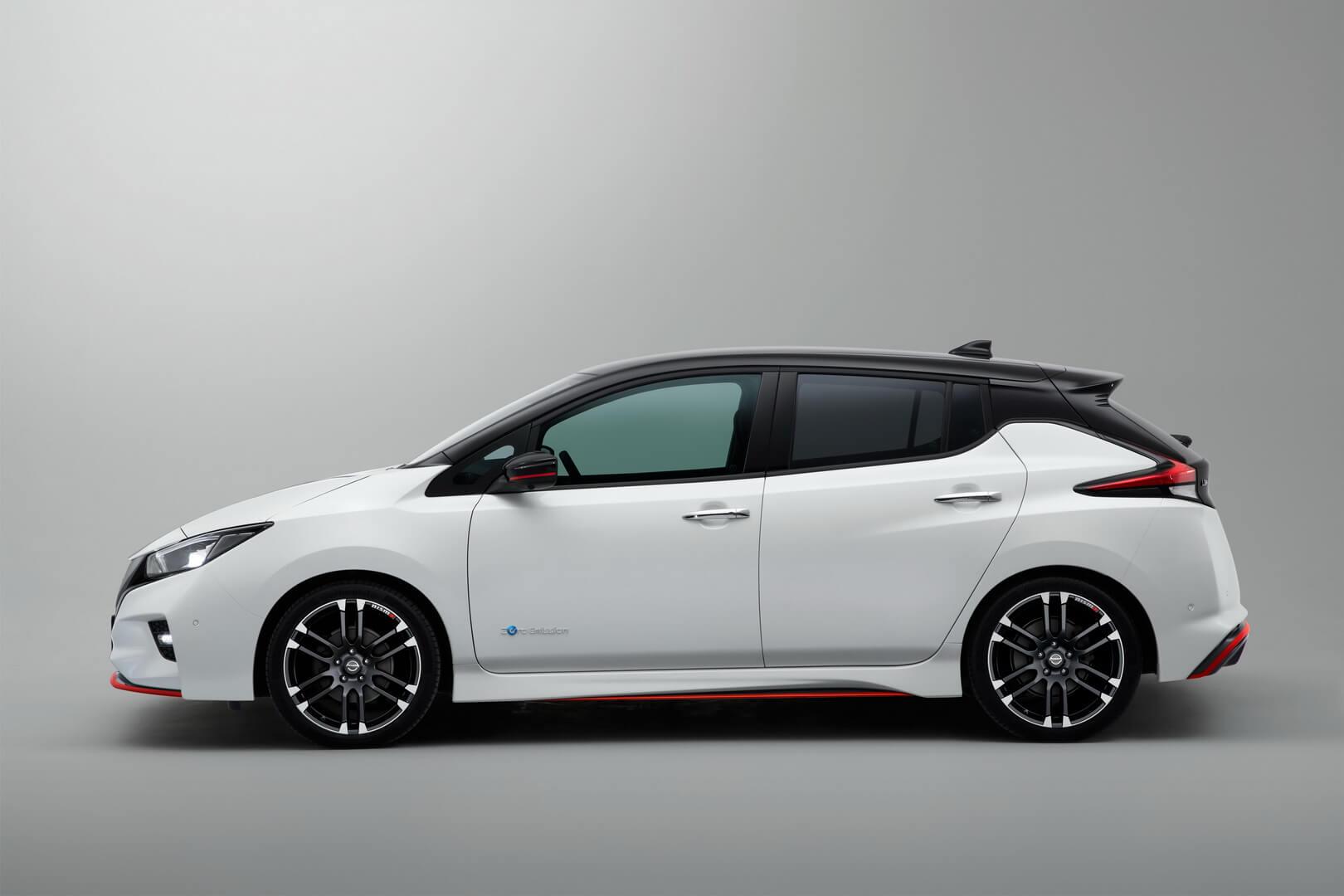 Електричний спорткар Nissan Leaf Nismo