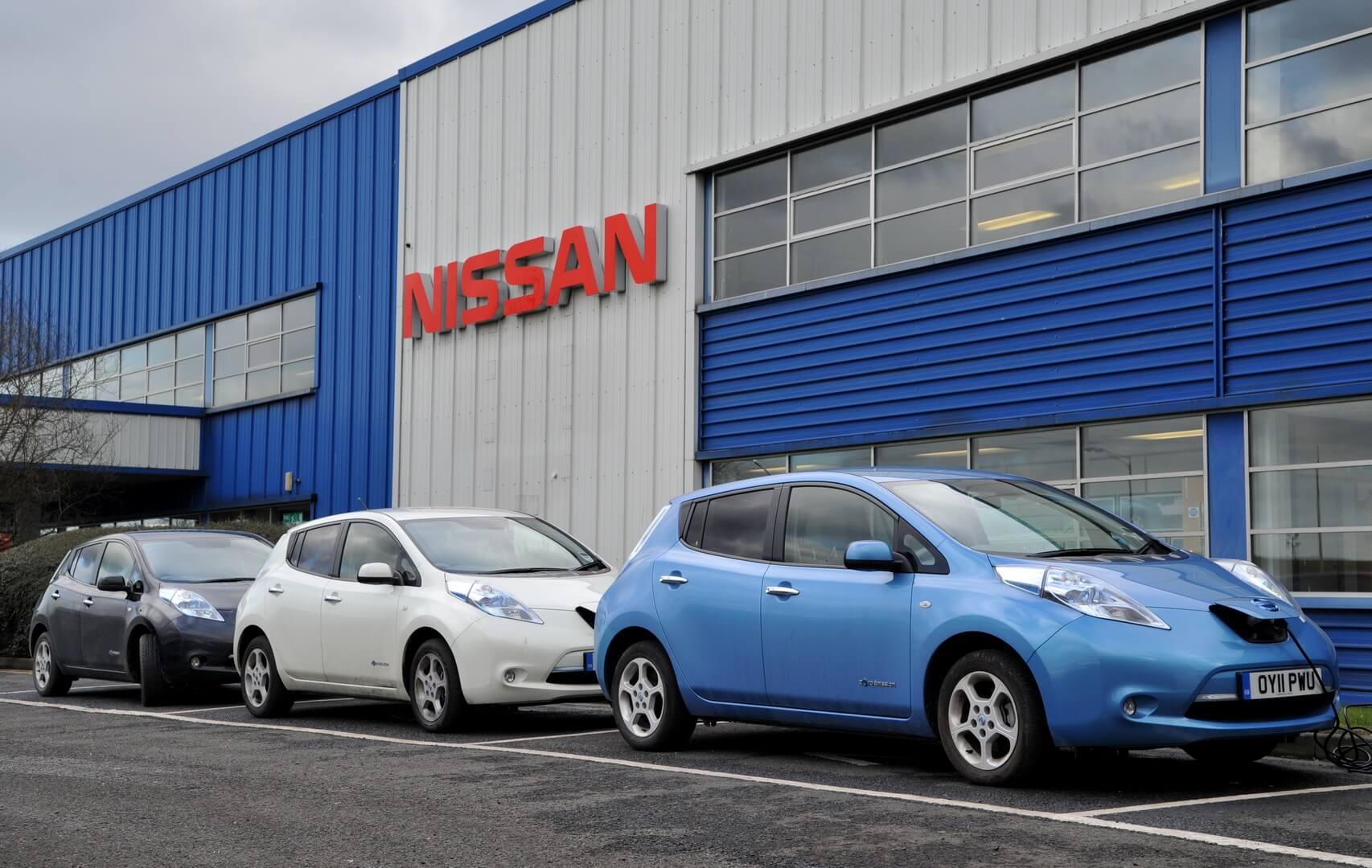 Найпопулярніший у світі електромобіль Nissan Leaf