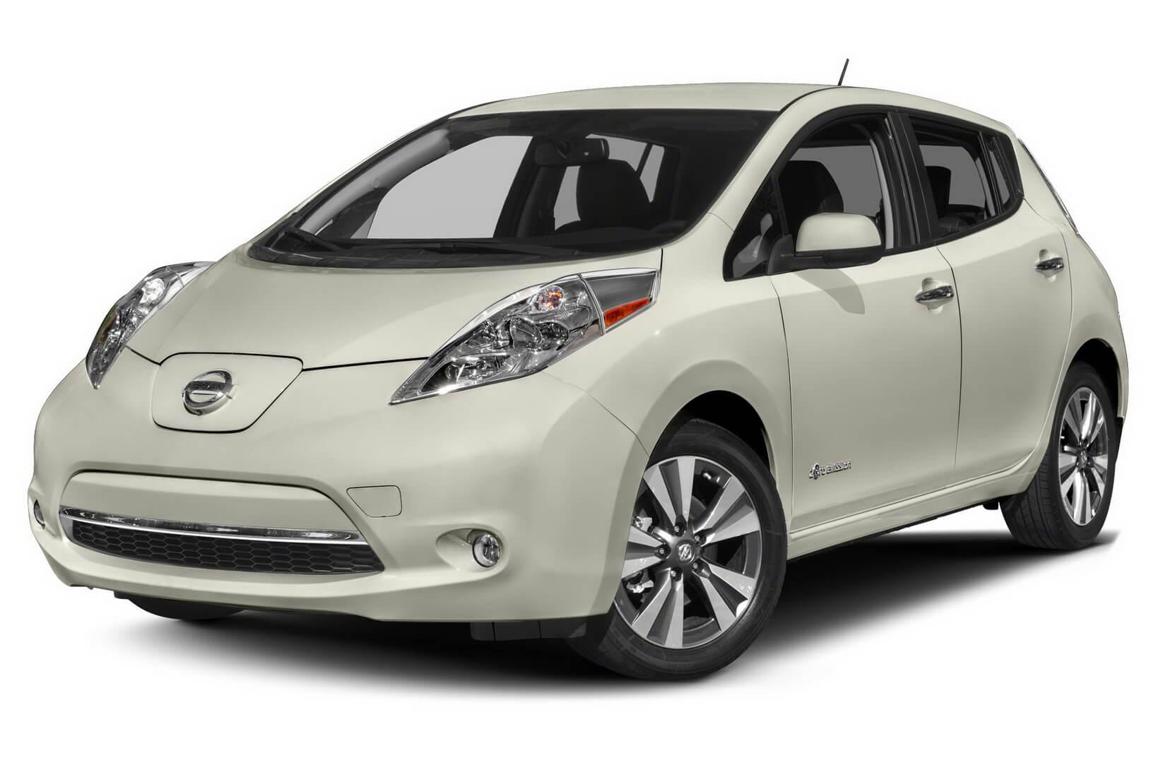 №1 — електромобіль Nissan leaf