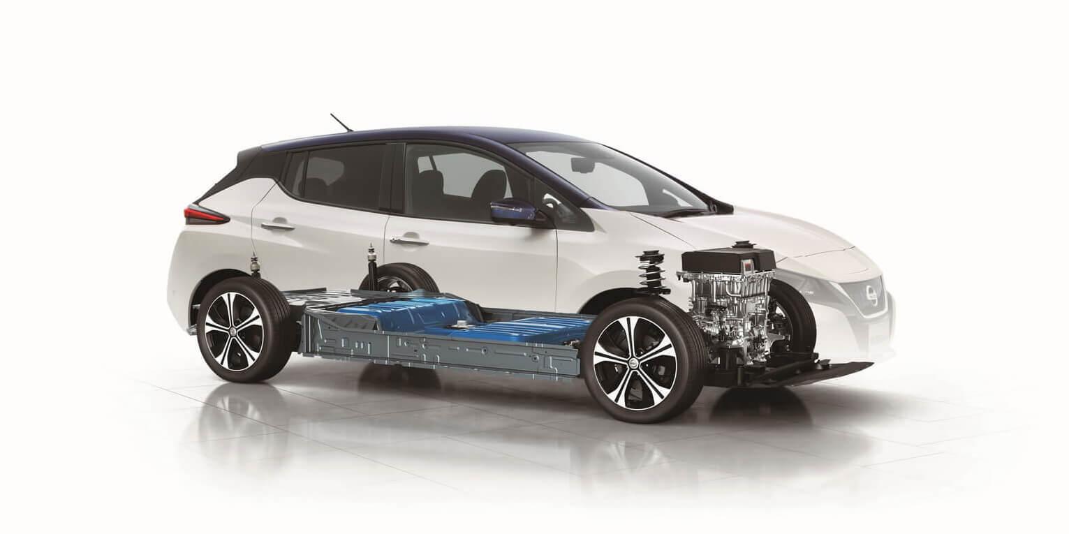 Акумуляторна батарея Nissan Leaf 2018