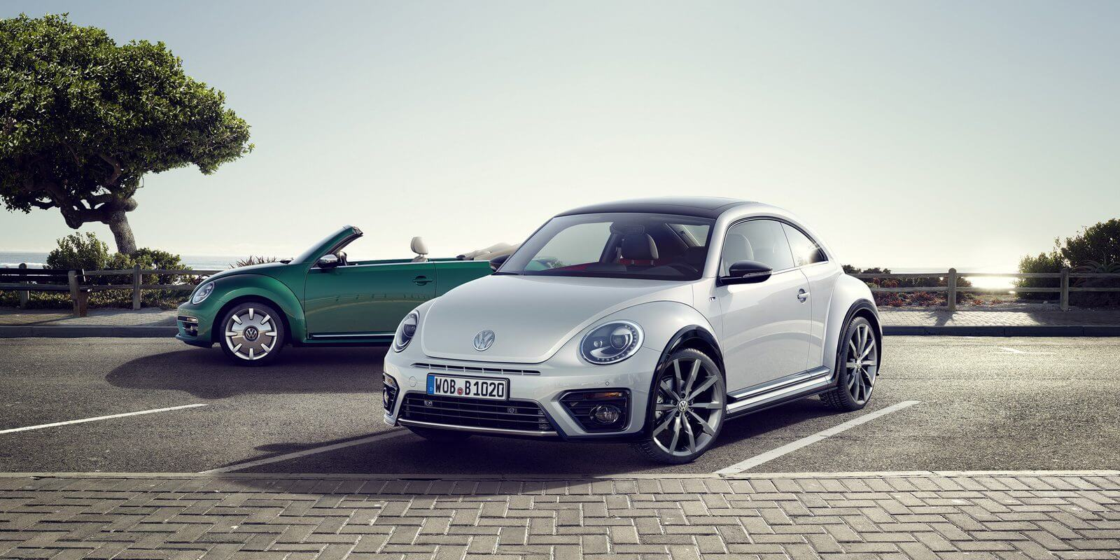 Бензинова версія Volkswagen Beetle
