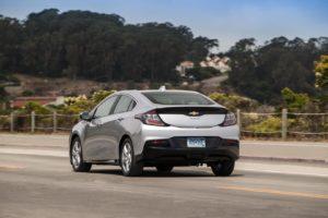 Chevrolet Volt 2019 — фото 2