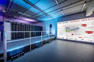 Система зберігання енергії на стадіоні Johan Cruijff ArenA