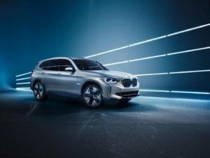 Концепт електричного кросовера BMW iX3 - фото 2