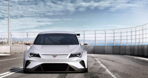 Електричний гоночний автомобіль Cupra e-Racer — фото 2