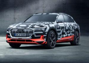 Audi e-tron quattro — фото 2