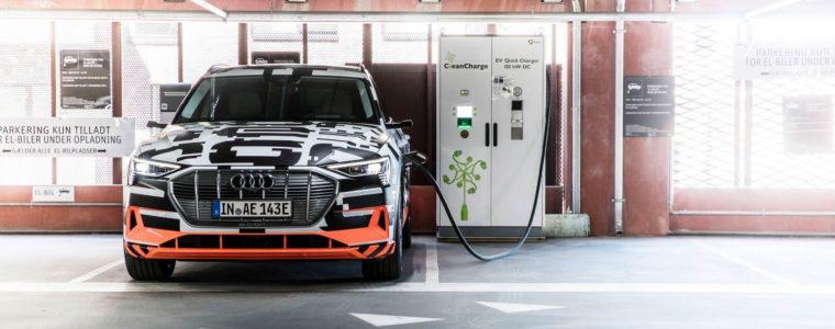 Audi e-tron quattro — фото 4