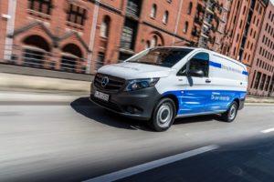 Електрофургон Mercedes-Benz eVito — фото 2