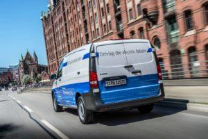 Електрофургон Mercedes-Benz eVito — фото 3