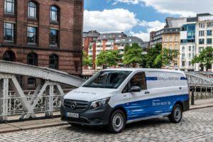 Електрофургон Mercedes-Benz eVito — фото 4