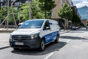 Електрофургон Mercedes-Benz eVito — фото 8