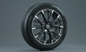 Колесо Nissan Leaf Nismo
